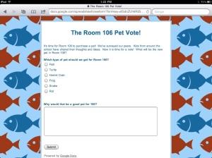 Google-Form-survey